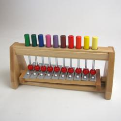 ネフデザインの鉄琴