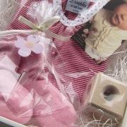 出産祝いにベビー服をruaで ギフトボックス