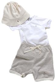 ベビー服夏服のコーデ